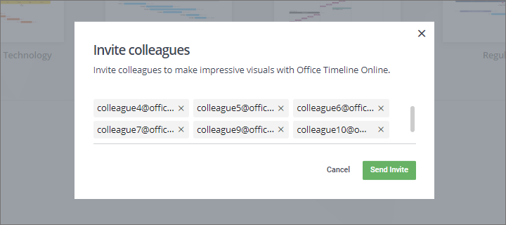 send-invite-to-try-office-timeline-online.png